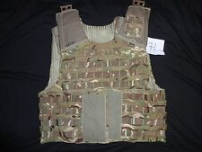 British Army OSPREY MK4 MTP Body Armour Cover / Molle Vest 180/116 Grade 1 No71