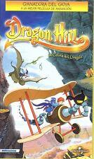 Dragon Hill. La colina del Dragón. Dibujos animados. Ganadora de un Goya