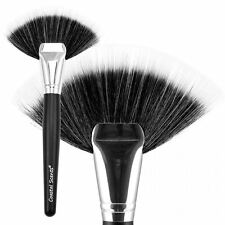 Coastal Scents Classic Fan Synthetic Makeup Brush