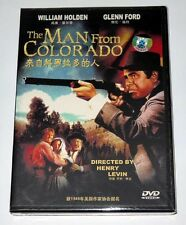 """Henry Levin """"The Man from Colorado"""" William Holden 1948 Classic DVD"""