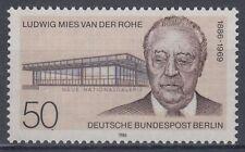 Germany Berlin 1986 ** Mi.753 Architekt Architect | Ludwig Mies van der Rohe