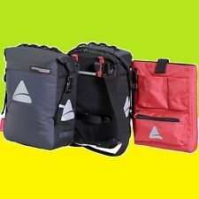 NEW PAIR Axiom Tempest Hydracore DLX P27  Panniers 404002-01