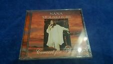 Nana Mouskouri Concert of peace press 1998 made in France new sealed rare