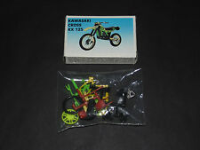 Gccg 1/32 kawasaki cross KX125 motorcycle model kit