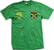 Jamaica Jamaican National Country Pride The Reggae Boyz Soccer Mens T-shirt