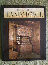 Landmöbel - alte Handwerkskunst Truhen, Schränke, Betten, Wiege, Büfett