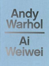 ANDY WARHOL / AI WEIWEI (97803002193 - MAX DELANY ERIC C. SHINER (HARDCOVER) NEW