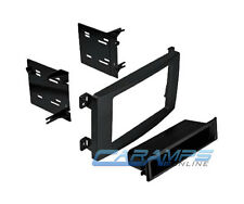 2008-2010 SMART FOR TWO CAR STEREO RADIO DASH INSTALLATION MOUNTING TRIM KIT