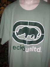 NWT ECKO UNLTD GREEN S/S T-SHIRT SZ:3XB 3XL 3X