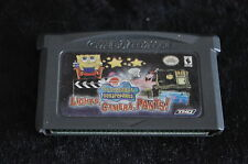 Gameboy Advance Spongebob squarepants light,camera,pants