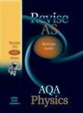Revise AS AQA A and B Physics Revision Guide, Brodie, David, Booth, Graham, Good