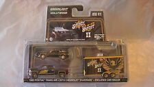GREENLIGHT HOLLYWOOD 1 HITCH & TOW SMOKEY & BANDIT II PONTAC TRANS AM IN STOCK
