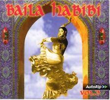 BAILA HABIBI 3 - GULSEREN, HAKIM, SHAD, MOSTAFA HELAL, BURAK AZIZ - CD NEU