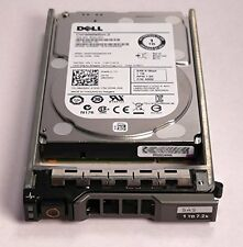 "9W5WV Dell 1TB 7.2K 2.5"" 6G SAS Seagate Constellation2 ST91000640SS W/G176J TRAY"
