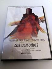"""DVD """"LOS DEMONIOS"""" COMO NUEVO KEN RUSSELL THE DEVILS VANESSA REDGRAVE OLIVER REE"""