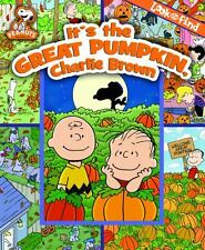 Look and Find: It's the Great Pumpkin, Charlie Brown  (NoDust)