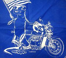 KAREN STOFFER Geico Motorcycle Racing bandana NHRA insurance drag-racing