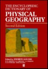 Encyclopedic Dictionary of Physical Geography (1994, Paperback)