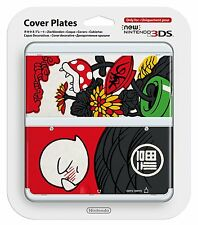 NEW Nintendo 3DS Cover Plates Kisekae plate No.071 Mario Japanese card Japan F/S