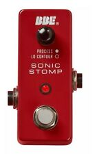 BBE Sonic Stomp Mini-Maximizer Stomp Box Pedal