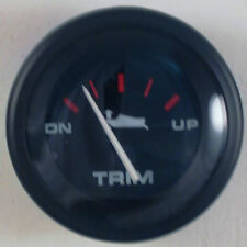 New Teleflex Amega Trim Tilt Gauge Boat Yamaha Outboard Motor 2000 and older