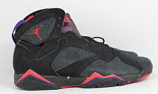 Nike Shoes Jordan 7 VII Hare Bugs Bunny 14 1992 130014 Black Red Vintage NOS