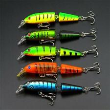 Hooks Fishing Lures Two-Bait Baits Fish Tackle