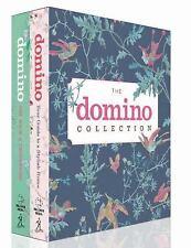 NEW The Domino Decorating Books Box Set by Editors Of Domino BOOK (Hardback)