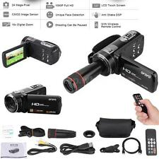 "Full HD 1080P 24MP 16X ZOOM Digital Video Camcorder Camera DV 3.0""Touchscreen"
