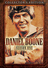 DANIEL BOONE SEASON ONE COLLECTOR'S EDITION DVD NEW SEALED