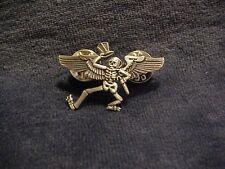 GRATEFUL DEAD SKELETON WINGS PIN