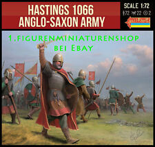 1:72 FIGUREN 912 Hastings 1066 Anglo-Saxon Army - STRELETS NEU
