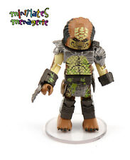 Predator Minimates Series 1 Counter Dump Wounded City Hunter Predator