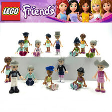 Random lot of 10 Kinds  Lego Friends series minifigures building toys in bags
