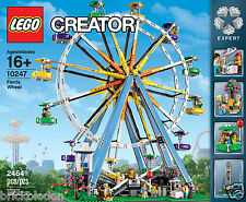 LEGO Creator Ferris Wheel 10247 New Sealed Set