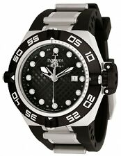 New Mens Invicta 1153 Subaqua Noma IV GMT 1650 ft Water Resistant Watch