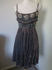 """Alannah Hill""""Her Love Coma Frock""""Size 8"""