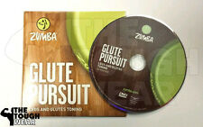 Zumba GLUTE PURSUIT Legs & Glutes Toning Workout Program DVD original for RISER
