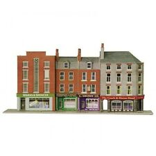 Metcalfe PN105 N Scale High Street Shops Model Car Buildings N Gauge Model Rail