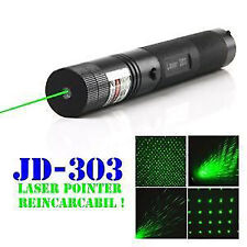 High Beam Power Green Laser 303 Pointer 200mw 532nm Pen Lazers