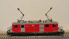 Bemo HOm J741 BVZ HGe 4/4 #16 electric locomotive. No original box.