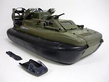 GI JOE KILLER WHALE Vintage Figure Vehicle Hovercraft COMPLETE & UNBROKEN 1984