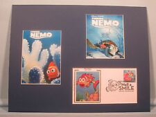 Walt Disney's Finding Nemo & First Day Cover of its own stamp