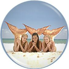 H2O Just Add Water - Mermaids Cosmetic Mirror - NEW Kids Teens Gift