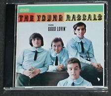 THE YOUNG RASCALS 1st Album MONO + Stereo CD 2007 US-Import  MINT OOP