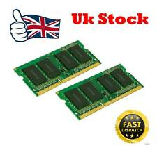 "8GB 2X 4GB MEMORIA RAM PARA APPLE MACBOOK PRO 13"" ALUMINIO MEDIO 2009 2010"