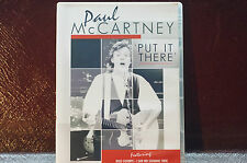 RarePaul McCartney Put It There DVD 23 Tracks plus extras MINT Order