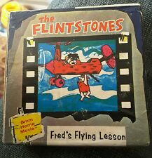 Flintstones 1963 - 8mm Home Movie - Fred's Flying lesson