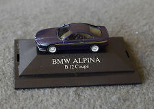 !! Original !! BMW Alpina B12 Coupe mit OVP, Herpa, 1:87