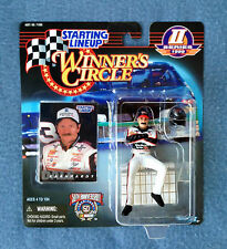 "DALE EARNHARDT NASCAR WINNER'S CIRCLE STARTING LINEUP 5"" FIGURE KENNER SERIES 2"
